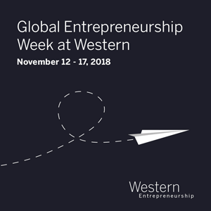 Entrepreneurship Week 2018