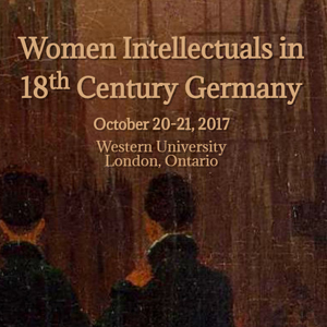 Women Intellectuals in 18th Century Germany