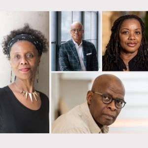 four Black scholars