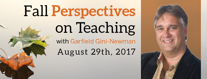 Fall Perspectives on Teaching Conference
