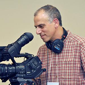 Intelligent Lives filmmaker Dan Habib