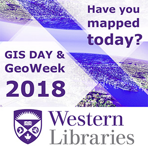 GIS Day 2018 Poster