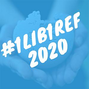 1Lib1Ref logo