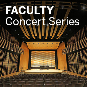 Faculty Concerts Series