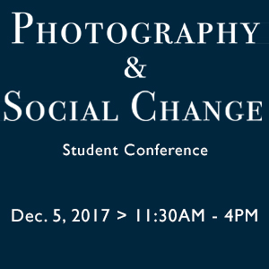 Photography & Social Change Conference