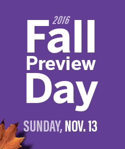 fall preview day