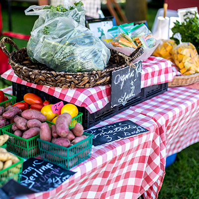 Shop Local Produce at the Western Farmers Market