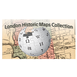Wiki Tuesday - London Historic Maps Collection