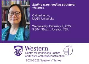 Catherine Lu, McGill University