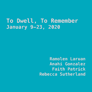 To Dwell